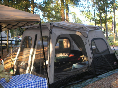 Coleman Pany Signature Instant Cabin 10 Person : coleman instant up 10 person tent - memphite.com